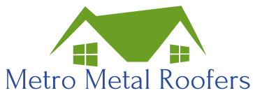 Logo- Metro Metal Roofers